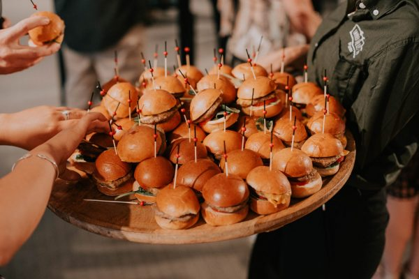 Function Food, Function venue, Mini Burgers, Food, Camden, Venue, Sydney, Catering Sydney