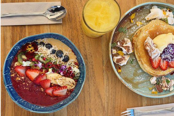 Acai bowl, Breakfast in Camden, Brunch in Camden, CVI