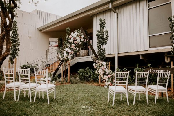 Ceremony space in Camden, wedding ceremony in Camden, wedding venue Narellan