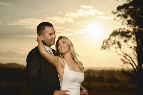 Lachlan and Caitlyn 8